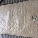 マットレス セミダブル 東京インテリア (IKEAのすのこ&ベッド...