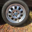 BMW純正ホイール付きノーマルタイヤ4本セット