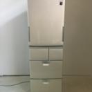 【2010年式大型冷蔵庫】シャープ配送料込み