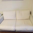 無印良品 2シーター ウレタンクッションソファー