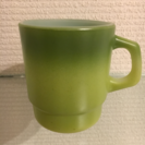 FireKing コーヒーカップ