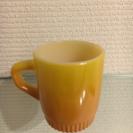 FireKingコーヒーカップです。