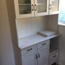アンティーク  フレンチ カントリー食器棚