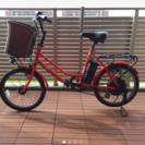 エアロアシスタント アンジー+L 電動自転車