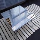 [天板☆☆鏡テーブル☆☆]⁑リサイクルショップヘルプ