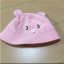 未使用 ミキハウス 帽子