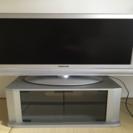 MITSUBISHI 液晶テレビ32インチ テレビ台付き❗️