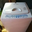 TOSHIBA 洗濯機 2008年 4.2キロ 高さ92 奥行53...