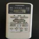 TOSHIBA エアコン リモコン