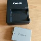 Canon 一眼用バッテリー LP-E5+対応チャージャー