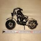 メタルハンドワーク バイク模型[ 2 ]