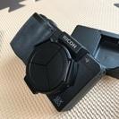 RICOH GX200 【レザーケース&自動開閉式レンズキャップ付き】