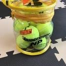【値下げ!】新品!ブリジストンのテニスボール10個