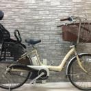 電動自転車 ヤマハ パスリトルモア(リチウム)チャイルド 子供 中古