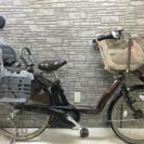 新基準 ヤマハ パスリトルモア 6Ah(リチウム) 電動自転車 綺麗
