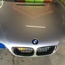 BMW E46後期 ボンネット(アルミ)