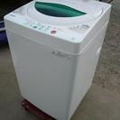 TOSHIBA東芝 5.0kg洗濯機 AW-605