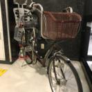 浦安から出品!軽整備済み 子供乗せ自転車