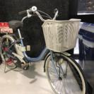 浦安から 軽整備済み Panasonic 電動アシスト自転車
