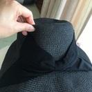 可愛い 帽子 黒