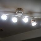 照明 天井照明 シーリングライト LED スポットライト6連 間接照明