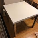 ニトリ ダイニングテーブル 85センチ 正方形