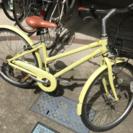 7段階変速機(ギア)付き自転車