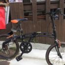 🌟折りたたみ自転車☆彡