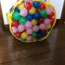 ボールプール用ボールです