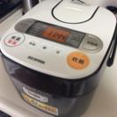炊飯器 IRIS OHYAMA 3合炊き