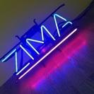 ZIMA ネオン管