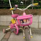 子供用自転車(補助輪つき)  次の活躍先募集