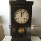 古時計 取引中