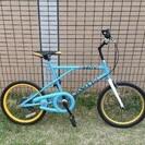 中古小径自転車/ミニベロ/サイクルベースあさひ/オルタナ/ブルー