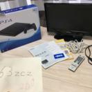 REGZA 中古TVと新品PS4スリム CUH−2000A B01...