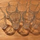 強化ガラスコップ(330ml)18個