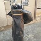 ゴルフクラブバッグ付き