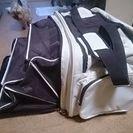 ペットキャリーバッグ大きめ 広がります!