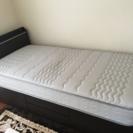 ニトリ シングルベッド+マットレス付き