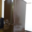 冷蔵庫 panasonic NR-B147W-T(ブラウン)2015年製