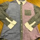 エドウィン製 THE LA MART クレイジーYシャツ