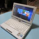 極小ノートパソコン(A5サイズ・798g) 工人舎SC3WX06A...