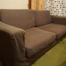 無印のソファ