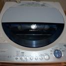 シャープ洗濯機 4.5kg