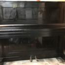 古いピアノ(アップライトピアノ)