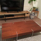 中目黒インテリアショップ moorカフェテーブル