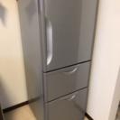 美品 日立 冷凍冷蔵庫 3ドア 265L  R-27CS HITA...