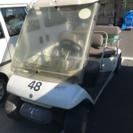 ゴルフカート 不動車 ジャンク