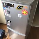 パナソニック Panasonic 2ドア 冷蔵庫  10年製 NR...