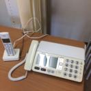 【美品】SHARPファックス電話